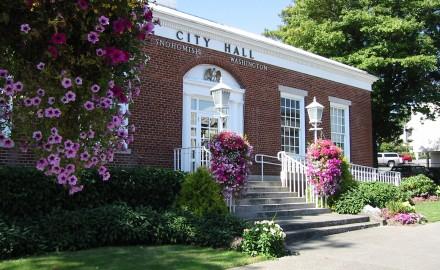 City Hall spring