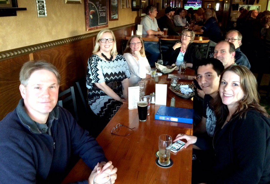Happy Hour at the 8th Street Ale House. Photo credit: Mike Coverdale