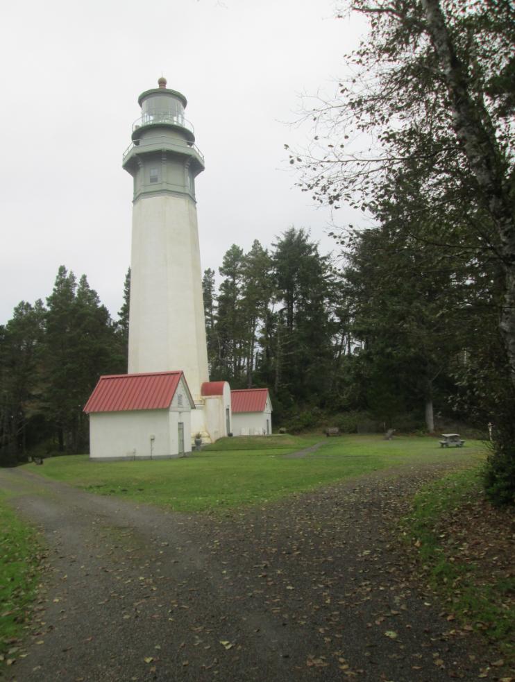Westport Lighthouse. Photo credit: Washington Filmworks